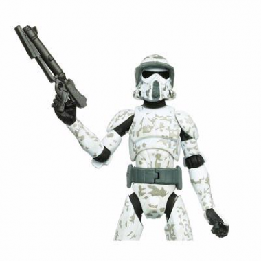 ARF Trooper Jungle Camouflage