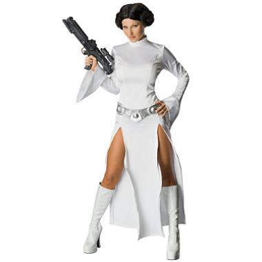 Costume sexy princesse Leia