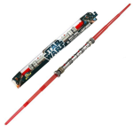Double sabre laser de Dark Maul