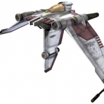 Vaisseau de combat Torrent Starfighter V-19