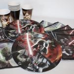 Un Kit d'anniversaire sur le thème de la Guerre Des Etoiles