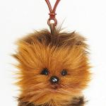 Un porte-clé en forme de Chewbacca