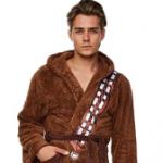 Peignoir de bain Chewbacca