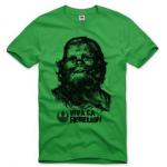 Tshirt Chewbacca Vive la revolution