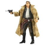 Figurine Vintage Han Solo Trench coat