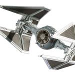Le vaisseau intercepteur TIE