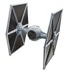 Une maquette du chasseur TIE – double moteur ionique