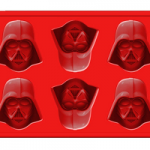Moule à glaçons en forme de la tête de Dark Vador