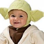 Costume enfant maitre Yoda