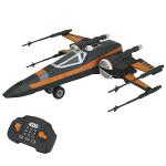 Avion radiocommandé chasseur X
