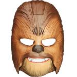 Un masque electronique du Wookie Chewbacca