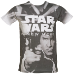 T-shirt Han Solo Un nouvel espoir