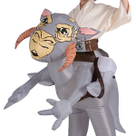 Costume gonflable Tautaun