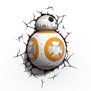 Lampe murale Droid BB-8