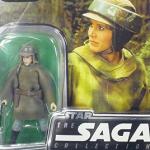 Princesse Leia en tenue de la bataille d'Endor