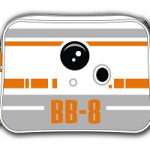 Besace Droid BB8