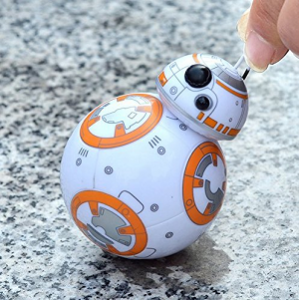 mini figurine BB8
