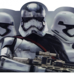 Set de table Capitaine Phasma