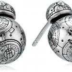 Boucles d'oreilles BB-8