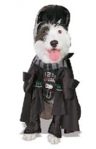 deguisement dark vador pour chien