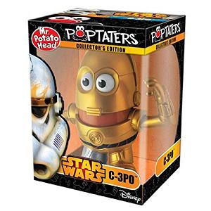 figurine mr patate c3po