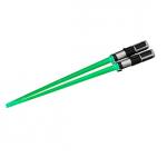 Baguettes lumineuses sabre laser Yoda