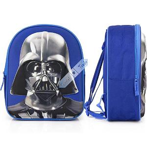sac a dos bleu dark vador