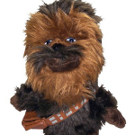 Doudou Chewbacca