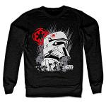 Sweatshirt noir – Shoretrooper
