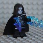 Figurine Légo Empereur Palpatine