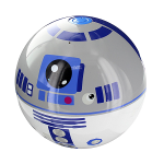 Casque intra-auriculaire R2D2
