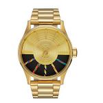 Montre bracelet acier inoxydable doré C3PO