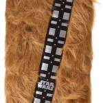 Cahier A5 fourrure Chewbacca