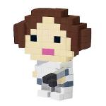 Princesse Leia 3D pixel