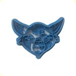 Moule à biscuit Yoda