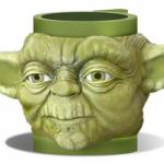 Tasse 3D maître Yoda