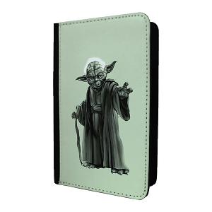 Etui passeport Maitre Yoda