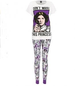 Pyjama femme princesse Leia