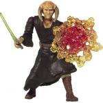 Figurine Saesee Tiin et son bouclier
