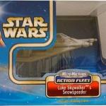 Micro-machine Snowspeeder Luke Skywalker