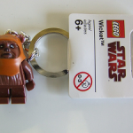 Porte-clés Lego Ewok Wicket
