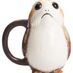 Tasse en céramique Dernier Jedi Porg