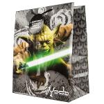 Sac cadeau au motif de Maître Yoda