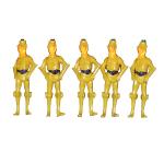 Figurines de lumière Z6PO