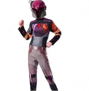 Costume enfant Sabine Wren - StarWars Rebels