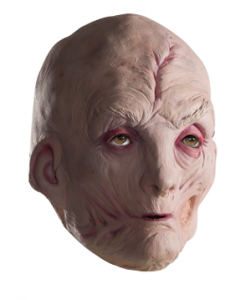 Masque en vinyl de Snoke
