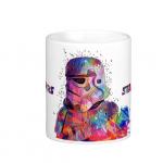 Mug coloré StarWars Stormtrooper