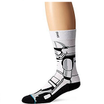 Chaussettes blanches Stormtrooper