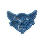 Moule à biscuit bleu – maître Yoda