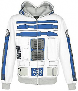 Sweat à capuche StarWars R2D2